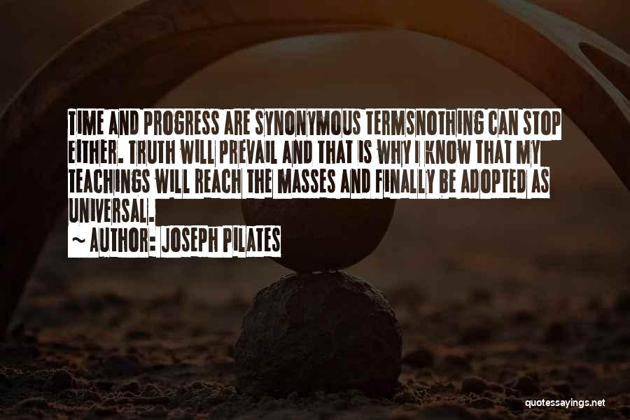 Joseph Pilates Quotes 1354902