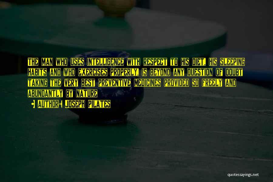 Joseph Pilates Quotes 1436561