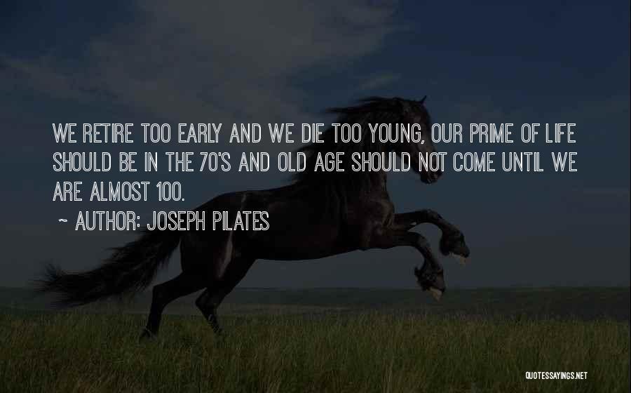 Joseph Pilates Quotes 160426