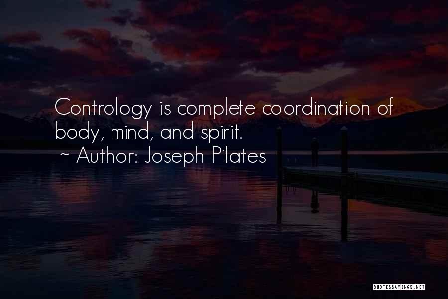 Joseph Pilates Quotes 2051408