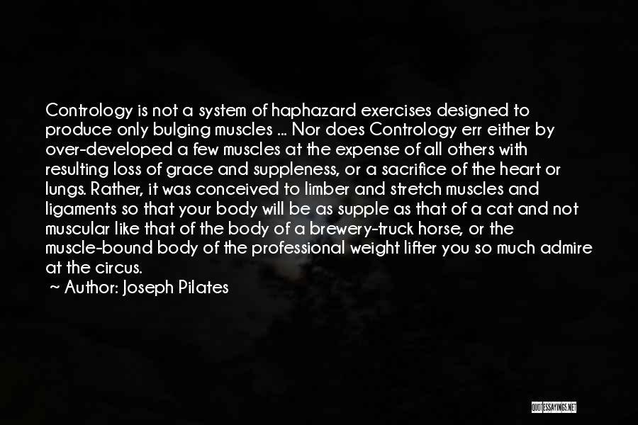 Joseph Pilates Quotes 2201740