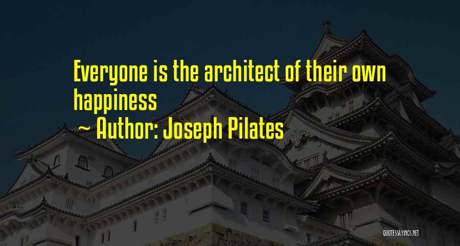Joseph Pilates Quotes 296633