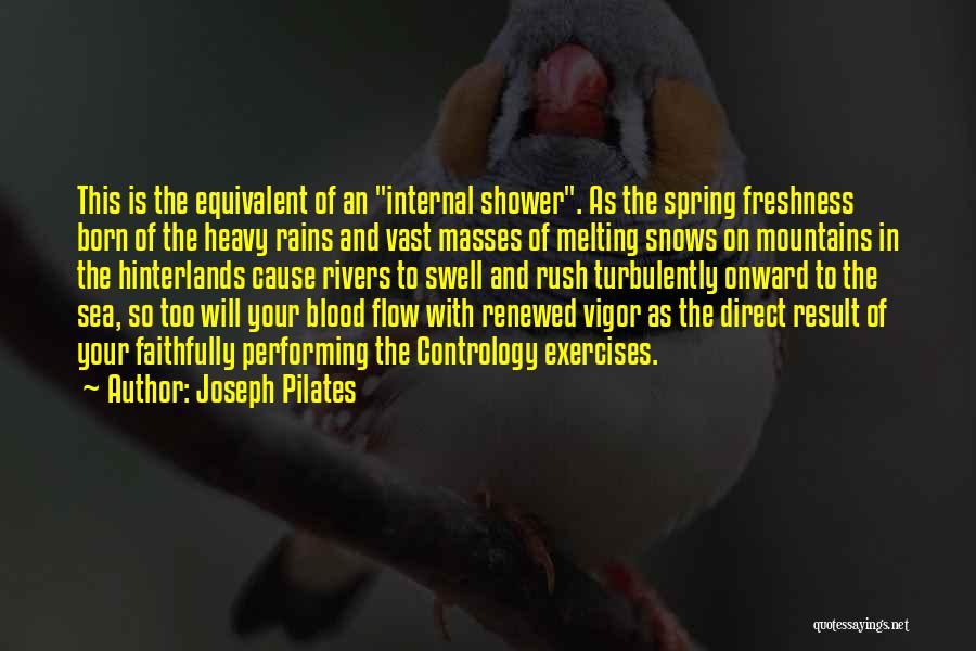Joseph Pilates Quotes 368425