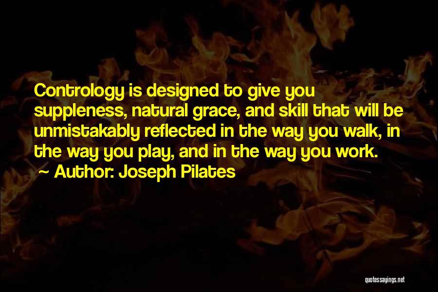 Joseph Pilates Quotes 410429