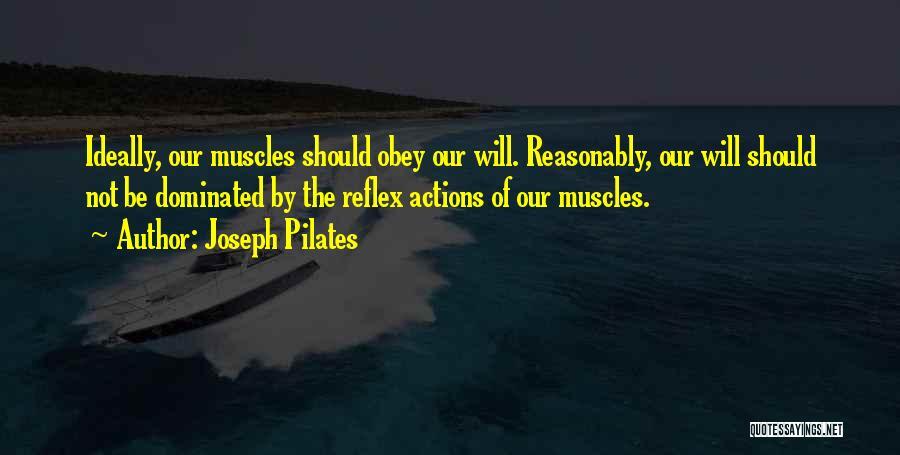 Joseph Pilates Quotes 574911