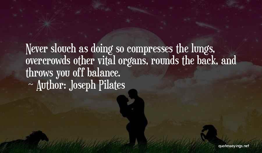 Joseph Pilates Quotes 816728