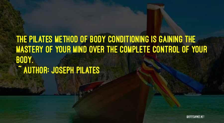 Joseph Pilates Quotes 909259