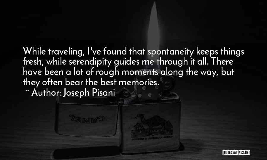 Joseph Pisani Quotes 1276305