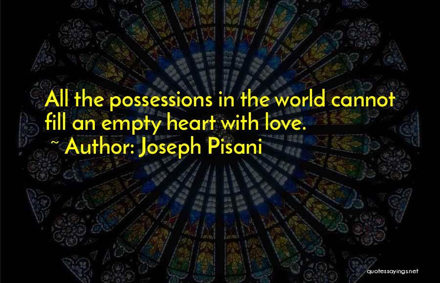 Joseph Pisani Quotes 211294