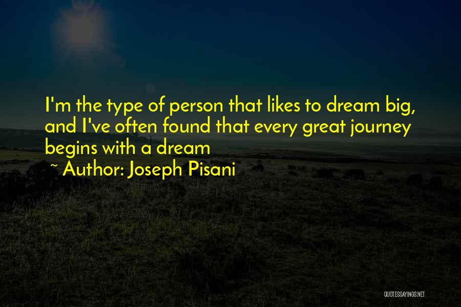 Joseph Pisani Quotes 608788
