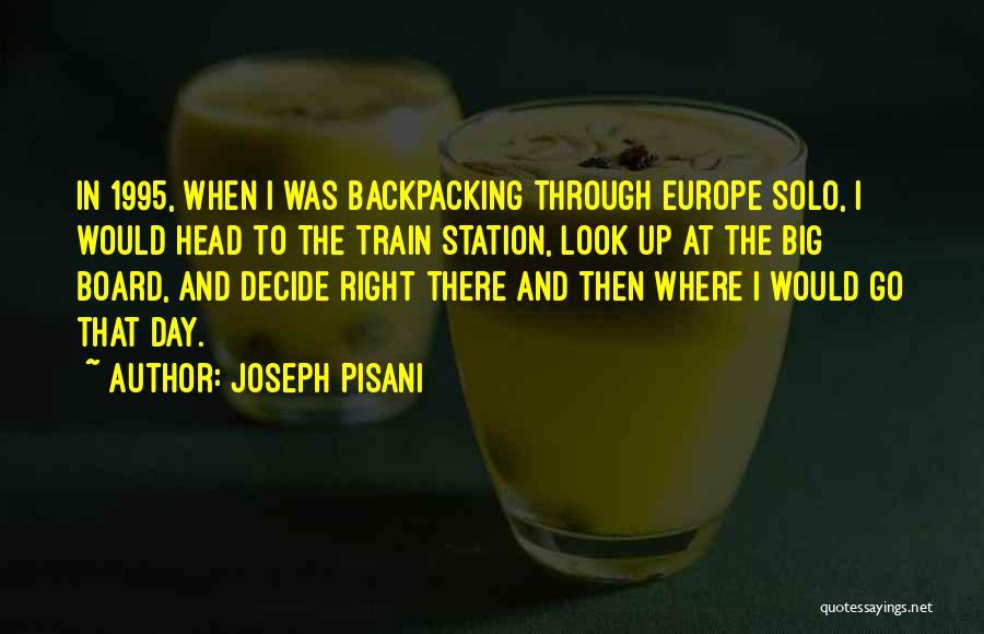 Joseph Pisani Quotes 962778
