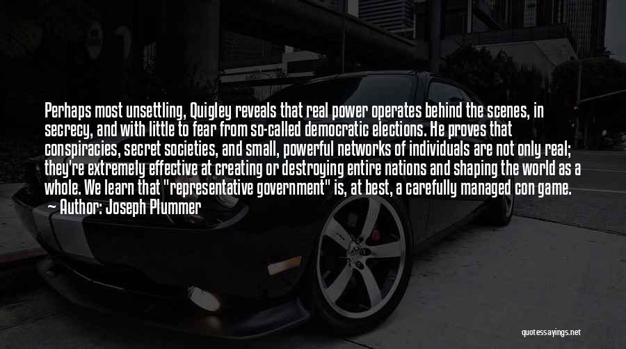 Joseph Plummer Quotes 777252