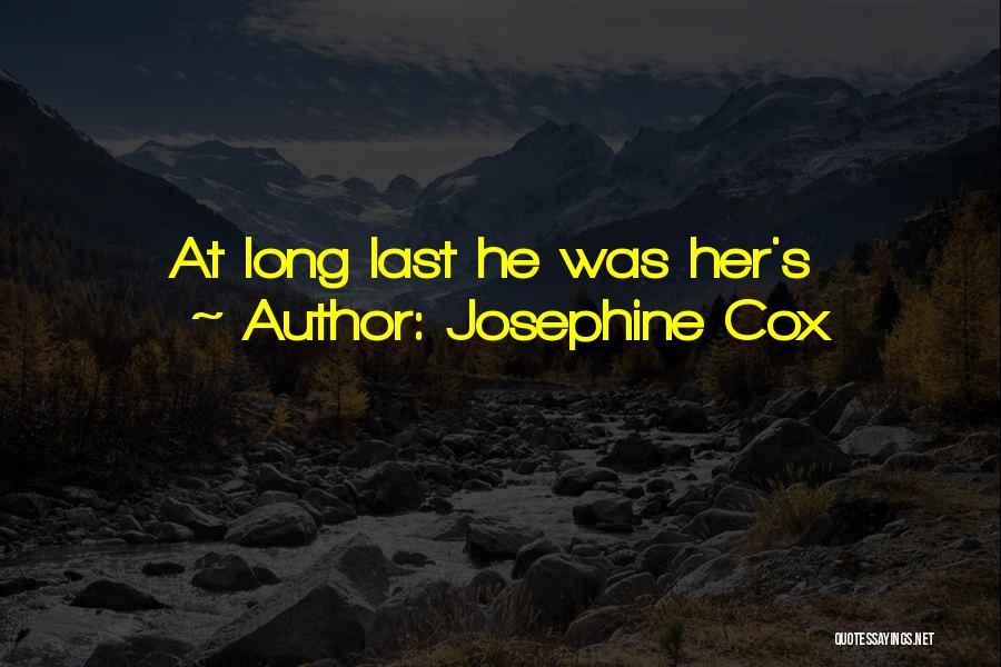 Josephine Cox Quotes 1996746