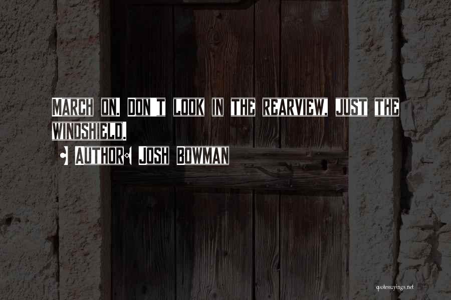 Josh Bowman Quotes 303291