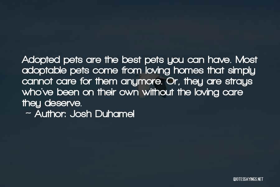Josh Duhamel Quotes 1928368
