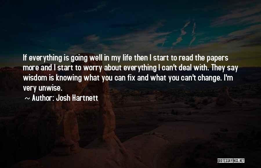 Josh Hartnett Quotes 1113698