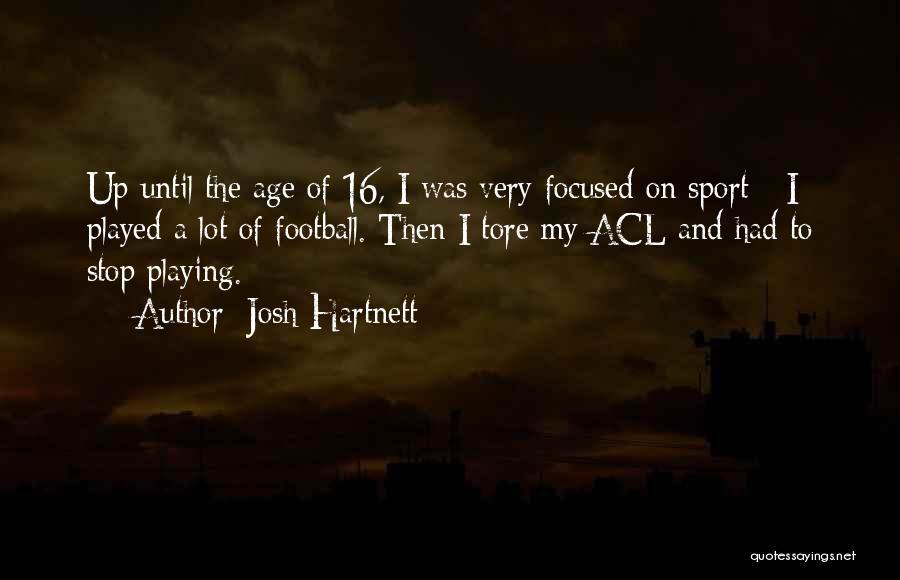 Josh Hartnett Quotes 1316262