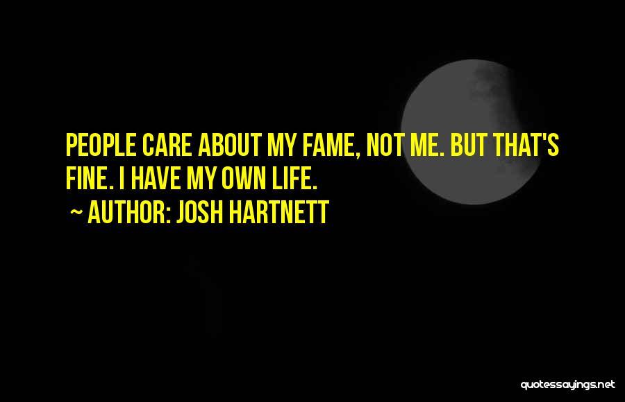 Josh Hartnett Quotes 140727