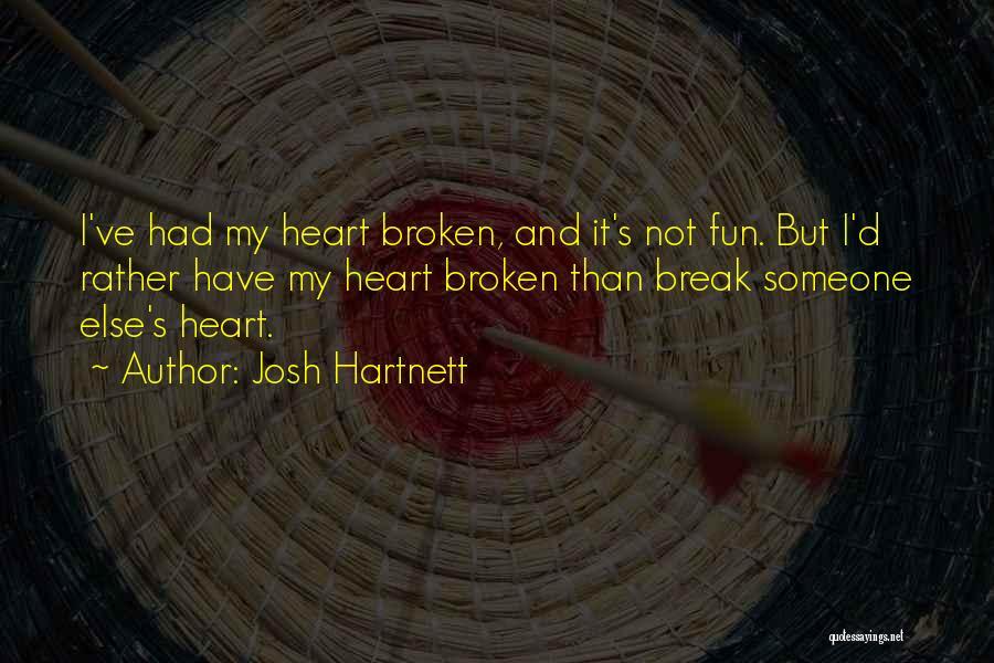 Josh Hartnett Quotes 1559835