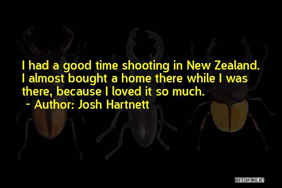 Josh Hartnett Quotes 2021875
