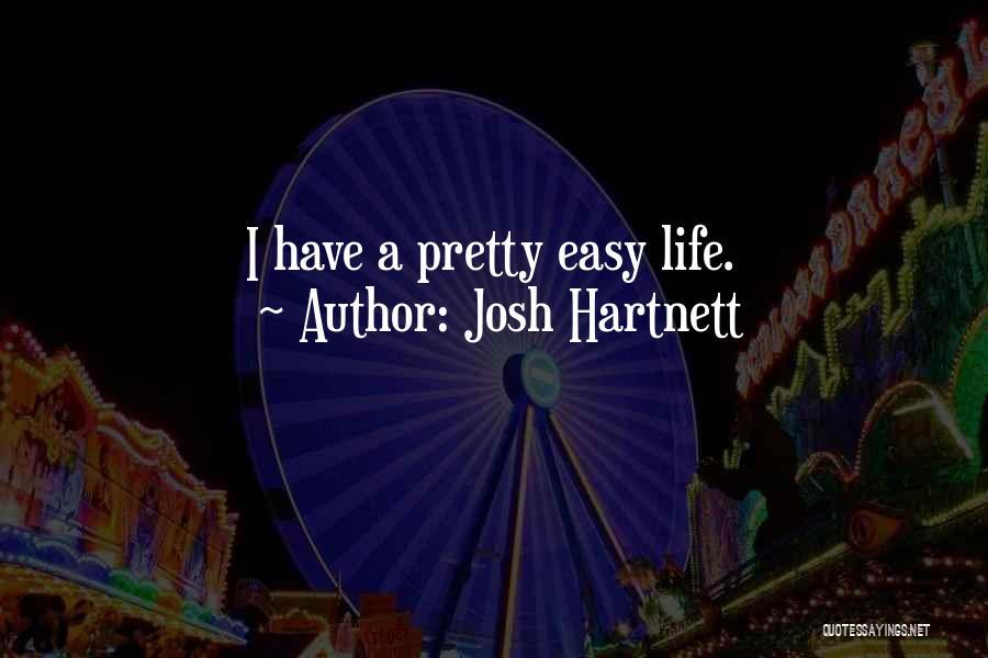 Josh Hartnett Quotes 564104