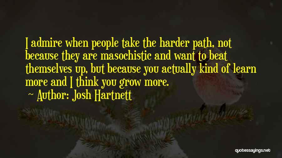 Josh Hartnett Quotes 661451