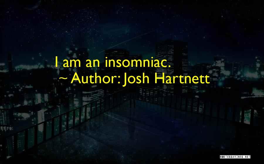 Josh Hartnett Quotes 775257