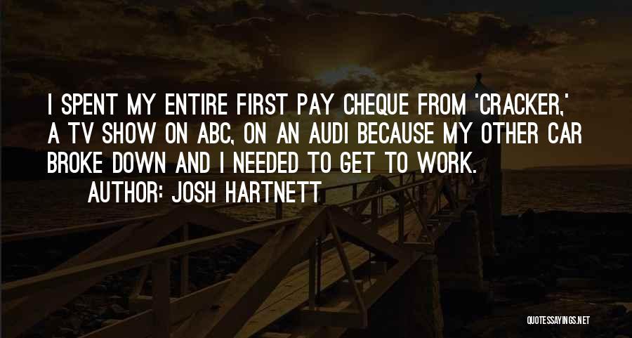 Josh Hartnett Quotes 776236