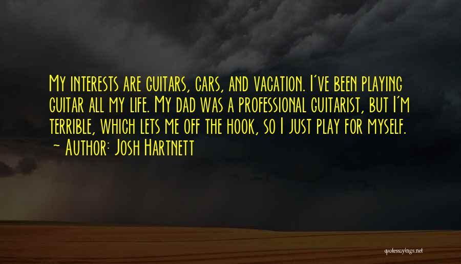 Josh Hartnett Quotes 85215