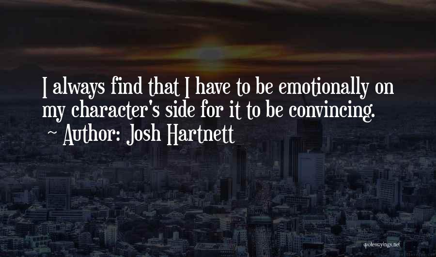 Josh Hartnett Quotes 984196