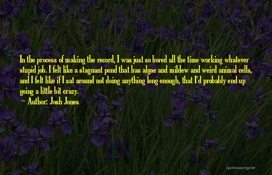 Josh Jones Quotes 246506