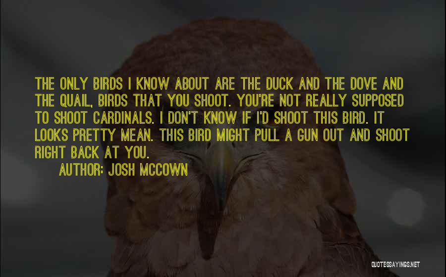 Josh McCown Quotes 701267