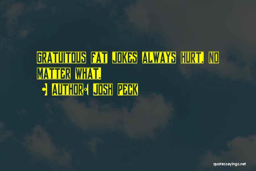 Josh Peck Quotes 1182653