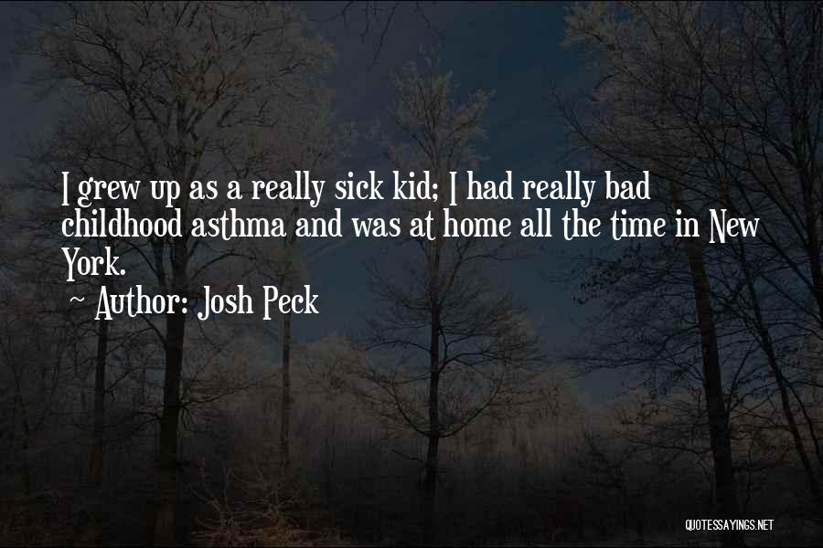 Josh Peck Quotes 1423090