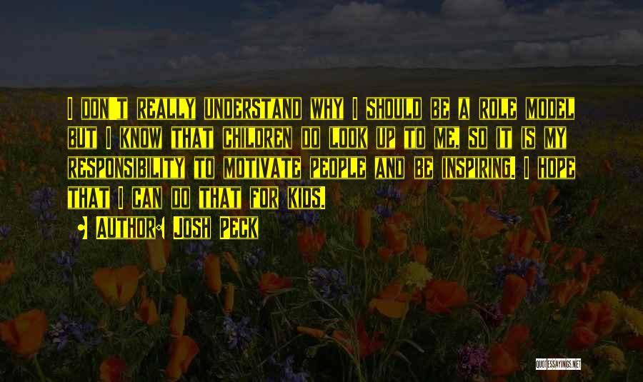 Josh Peck Quotes 181971
