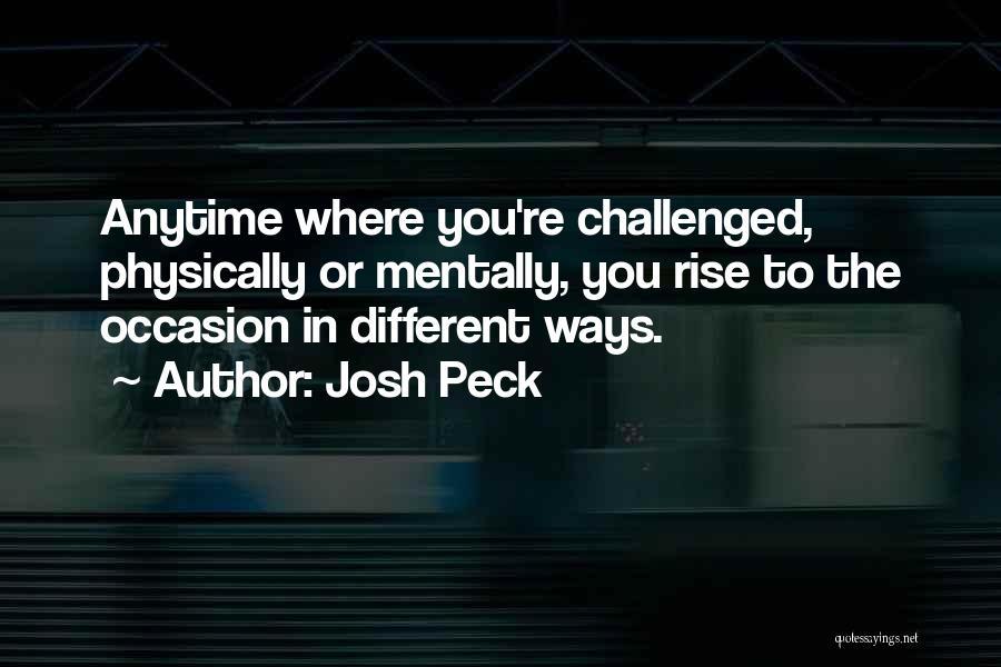 Josh Peck Quotes 777742