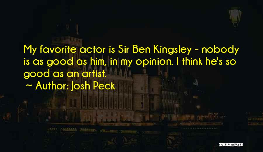 Josh Peck Quotes 82983