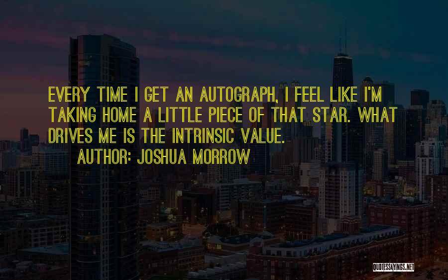 Joshua Morrow Quotes 289634