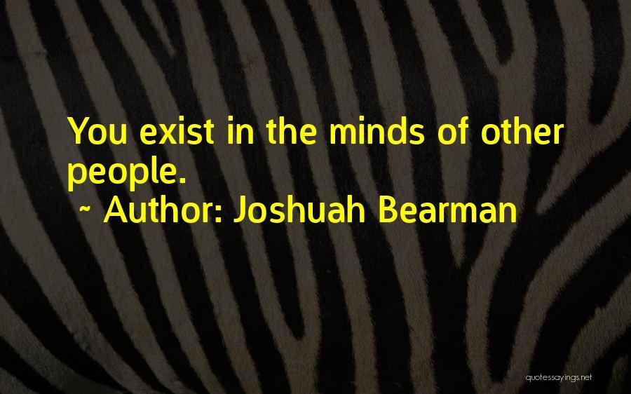 Joshuah Bearman Quotes 1928414