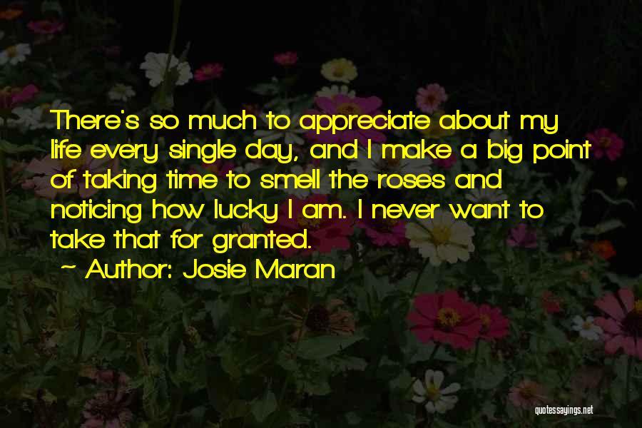 Josie Maran Quotes 1560155