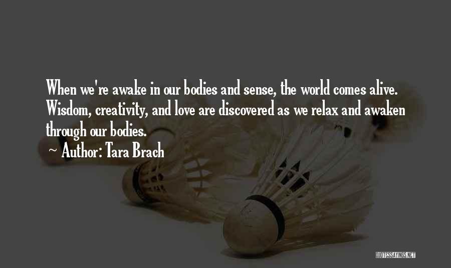 Journey Through Love Quotes By Tara Brach