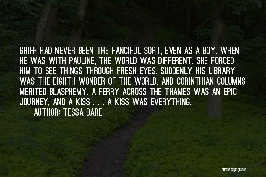 Journey Through Love Quotes By Tessa Dare