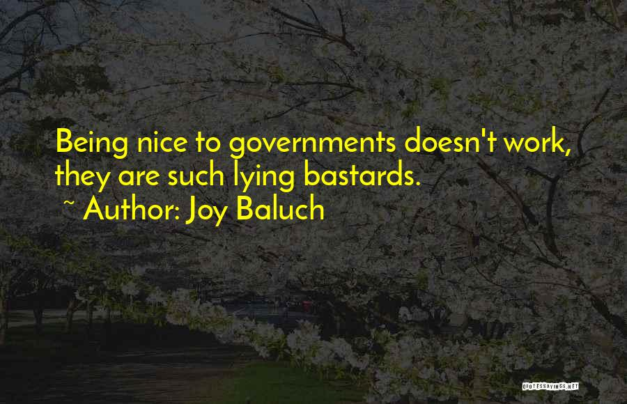 Joy Baluch Quotes 1606787