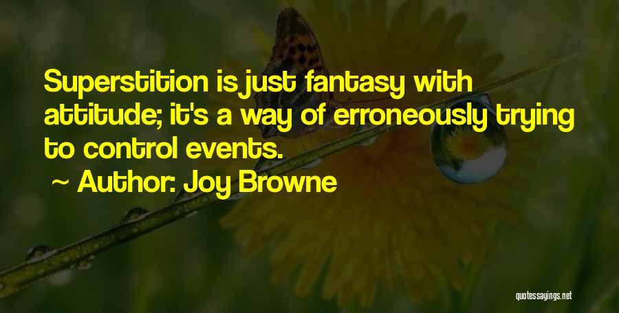 Joy Browne Quotes 1175460