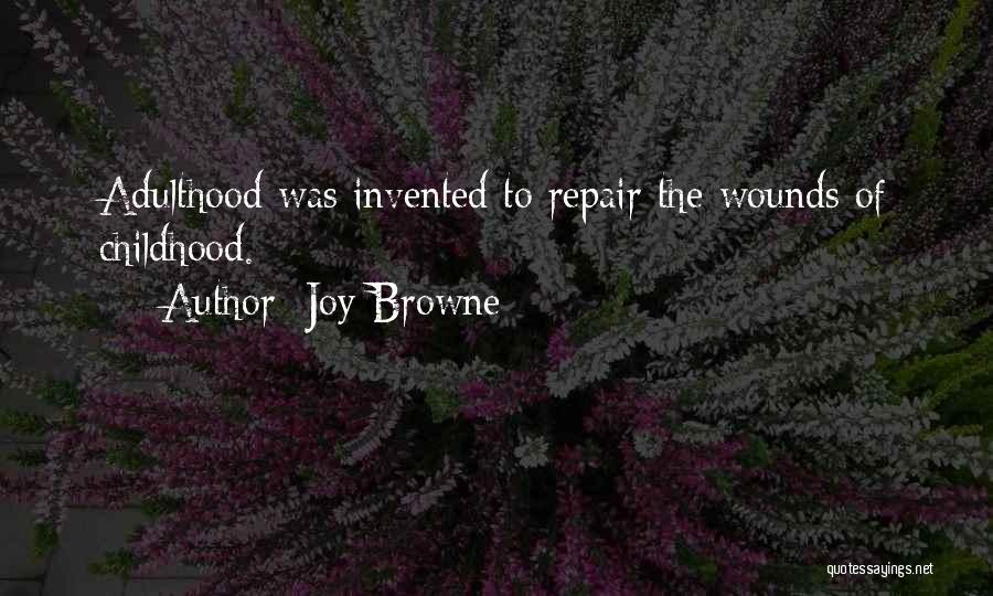 Joy Browne Quotes 1981673