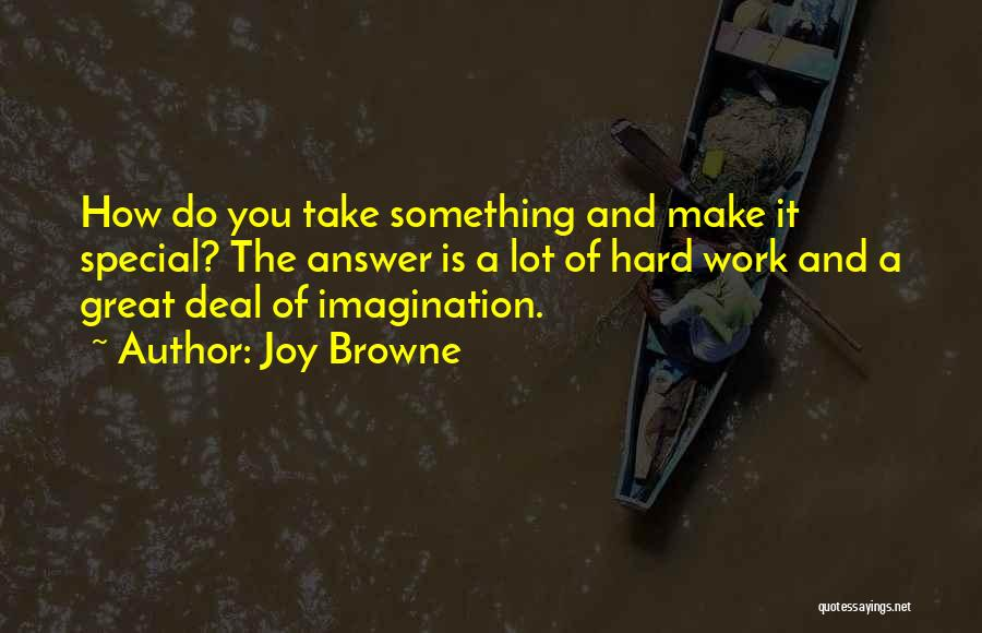 Joy Browne Quotes 553758