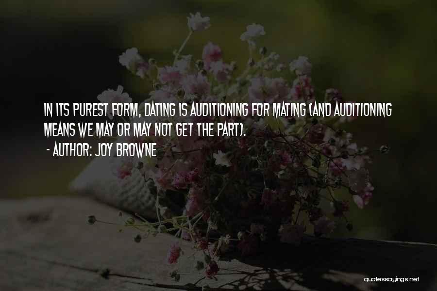Joy Browne Quotes 806753