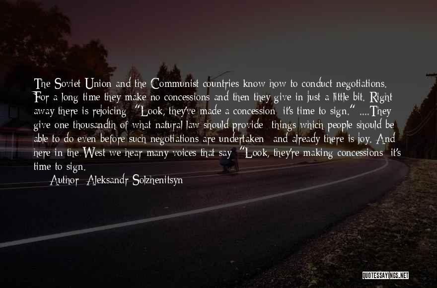 Joy In The Little Things Quotes By Aleksandr Solzhenitsyn