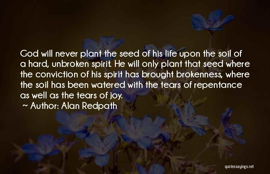 Joy Of God Quotes By Alan Redpath