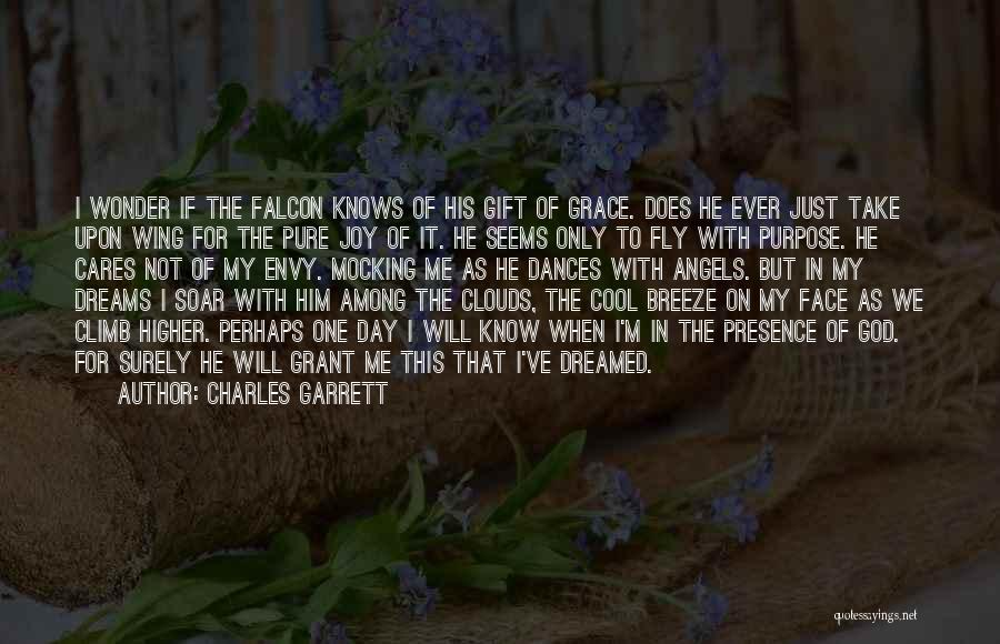 Joy Of God Quotes By Charles Garrett